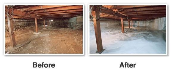 Attic Insulation - Crawl Space Insulation - Croach Seattle WA