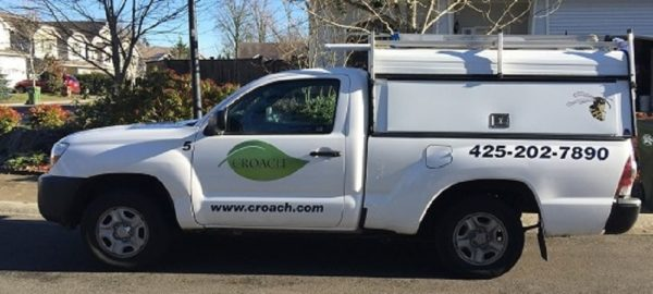 Mt. Vernon, WA Pest Control - Professional Technician with Service Vehicle